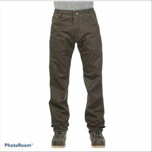 KUHL Men's Khaki Slackr Twill Relaxed Pants 38x32